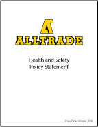 Alltrade Health and Safety Policy